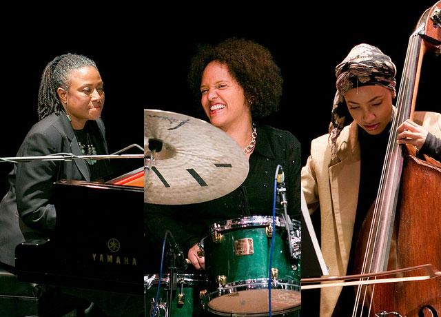 Geri Allen (Piano) Esperanza Spalding (Bass) Terri Lyne Carrington