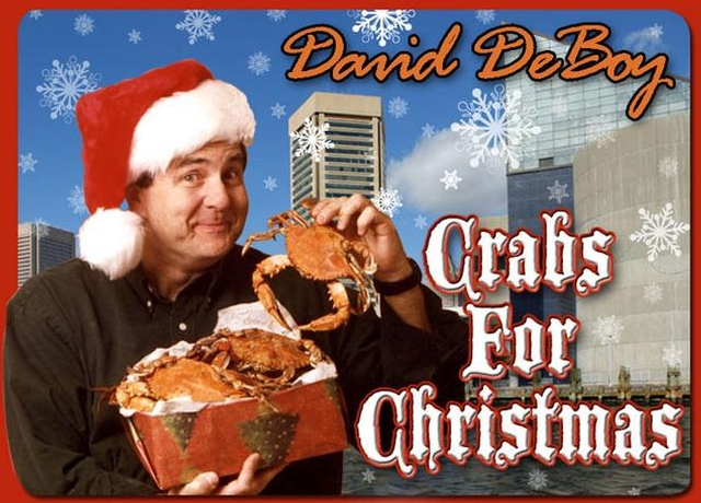 david deboy and the hons in crabs for christmas baltimore md instantseats